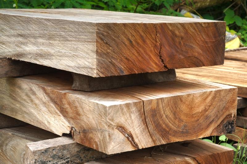 Dřevěné fošny